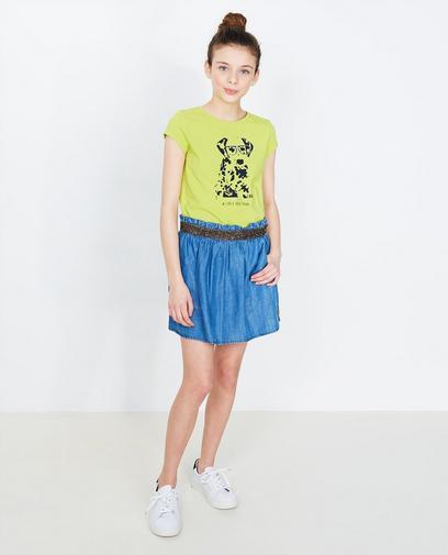 Biobaumwoll-T-Shirt